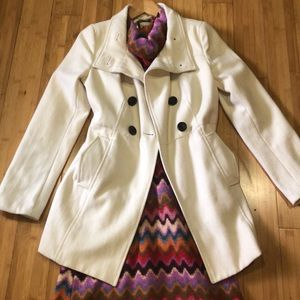 White coat and cute ONE PIECE dress Bundle